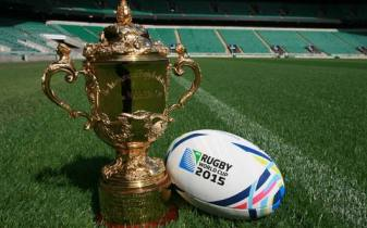 RUGBY WORLD CUP & BALL